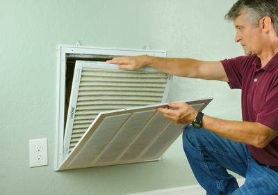 What to Know About Very Dark Air Conditioner Filters