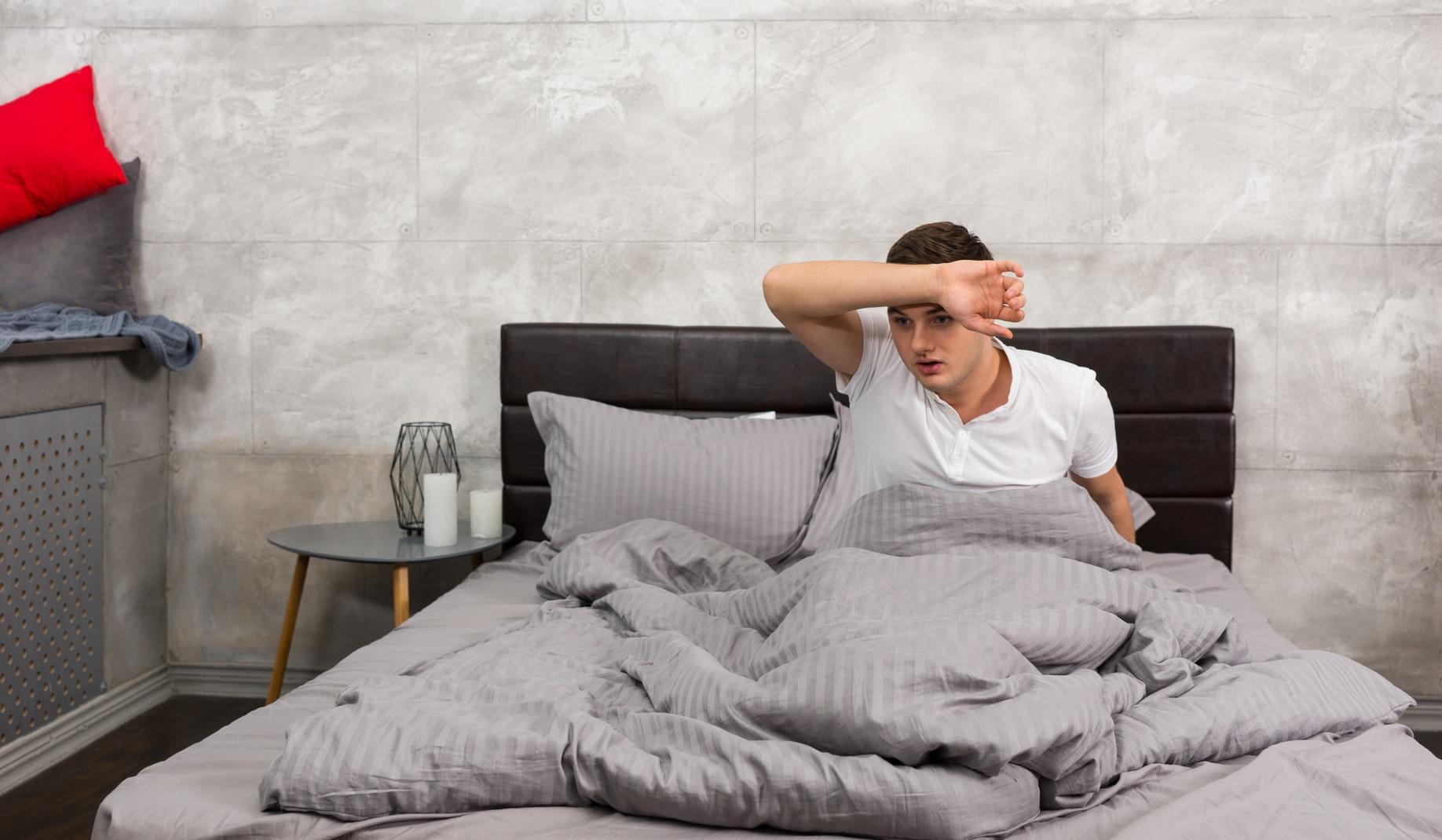 suhu kamar paling ideal untuk tidur adalah 18,3 derajat Celcius