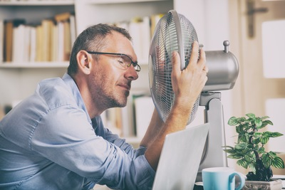 How to Stay Cool at Work and Home